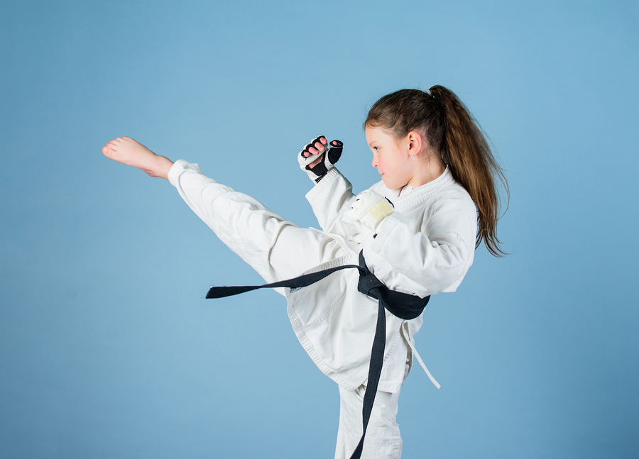 Free Karate Class at the South Louisville Community Center