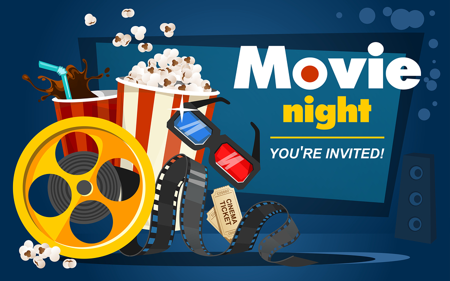 Free Movie at Iroquois Amphitheater