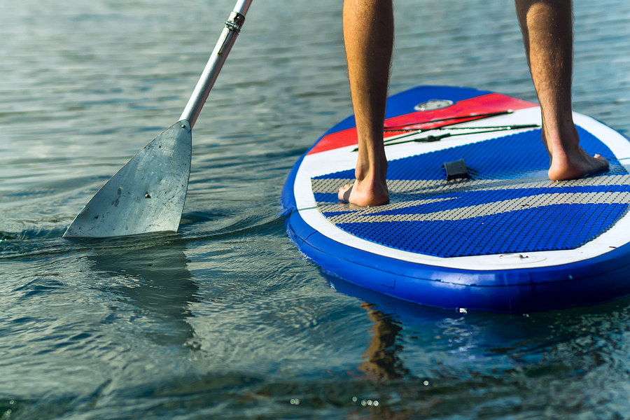 Full Moon Paddle Event at Taylorsville Lake