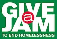 Give a Jam to End Homelessness