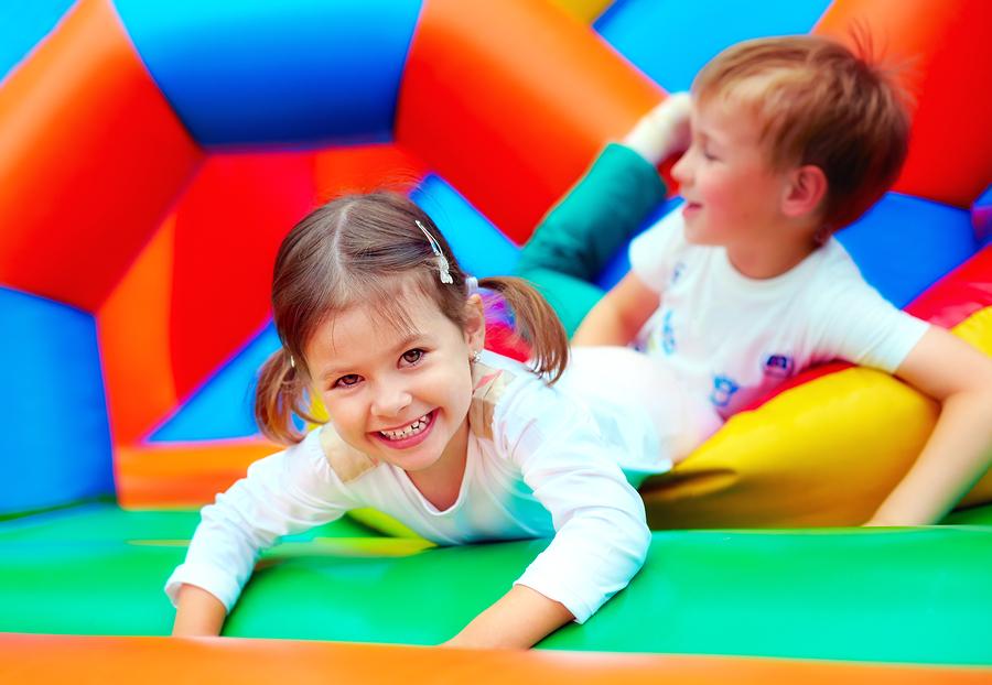 Inflatable Fun Zone