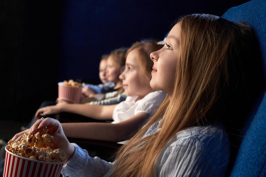 Iroquois Amphitheater Movies Under the Stars