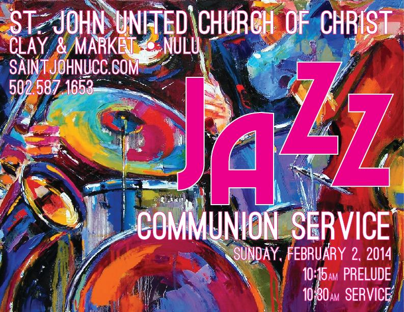 Jazz Communion Service
