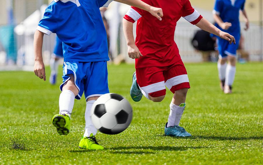 Joe Creason Park Spring Break Soccer Camp