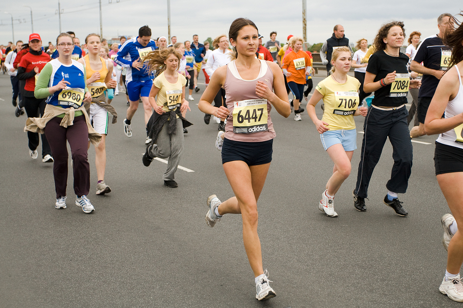 Kentucky Derby Festival Mini-Marathon