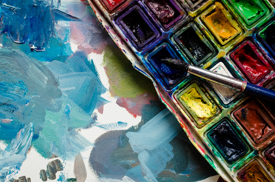 "Kentucky Watercolor Society Gallery ""New Year, New Art"""