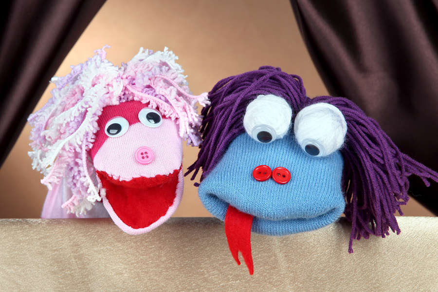 Kooky Puppet Movie Camp