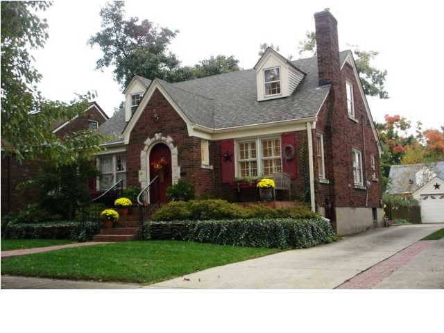 Lexington Manor Homes for Sale St. Matthews, Kentucky