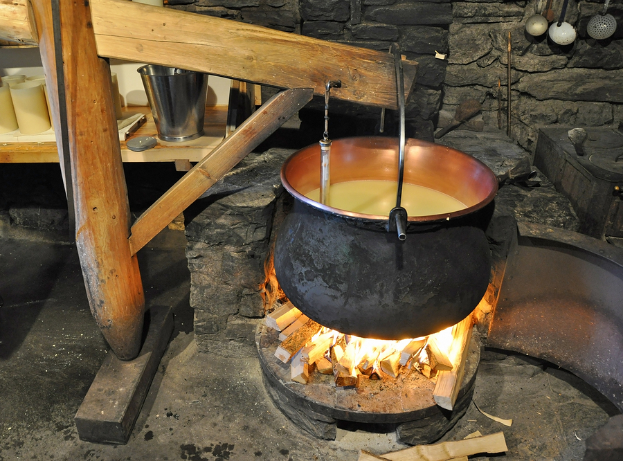 Locust Grove Hearth Cooking