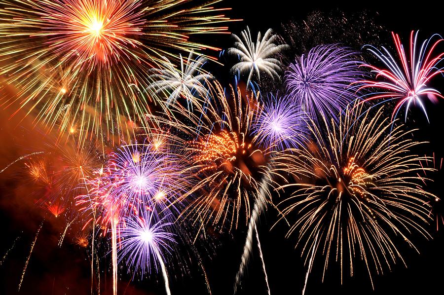 Louisville Bats Fireworks