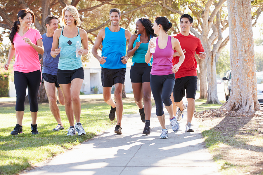 Louisville Jogging
