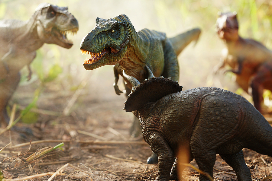 Louisville Mega Cavern Dino Safari