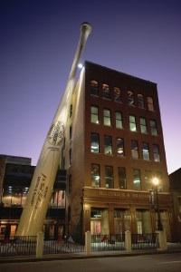 Louisville Slugger Museum Louisville, Kentucky