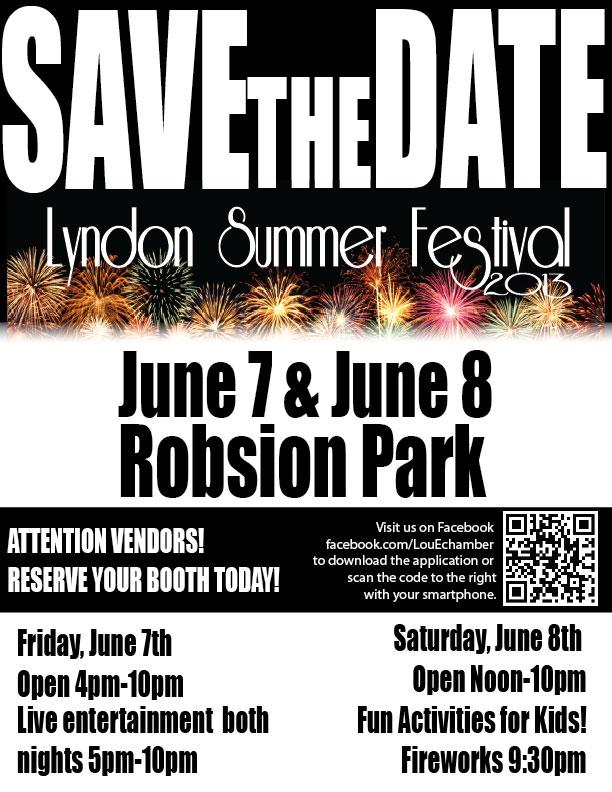 Lyndon Summer Festival