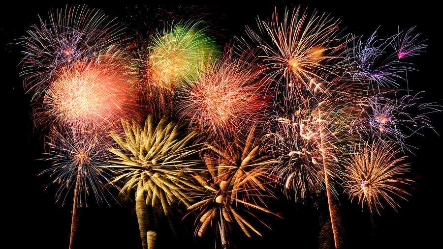 Lyndon Summer Festival Fireworks