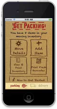 Moving Day App