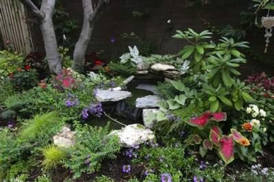 Old Louisville Hidden Treasures Garden Tour