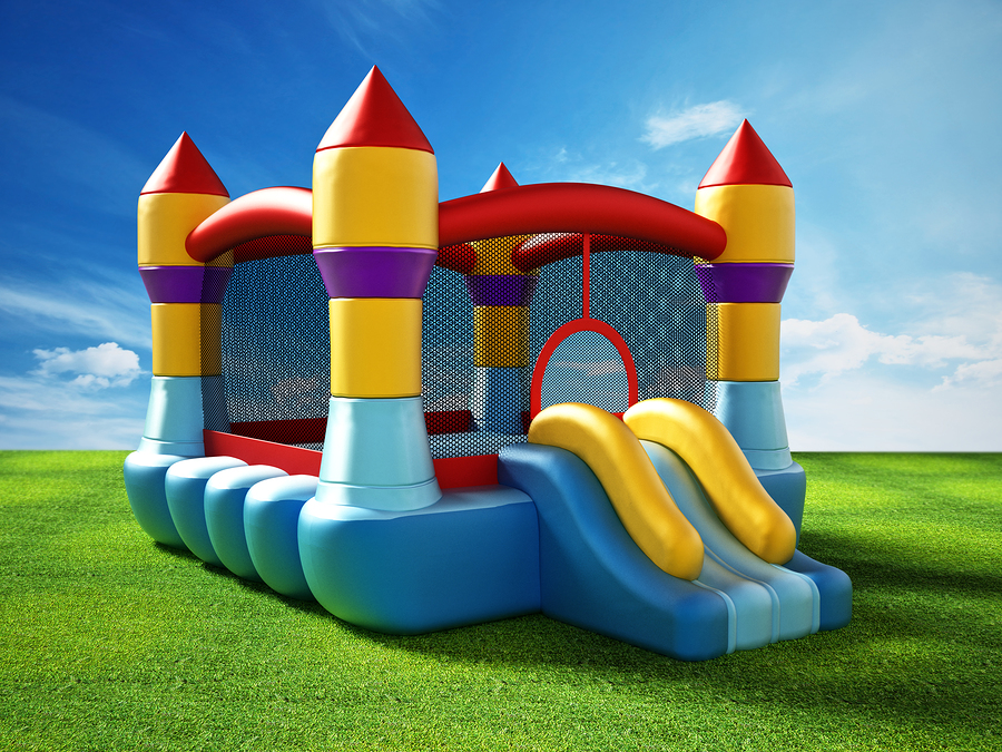 Open Play Day at Bounce N Round Inflatables