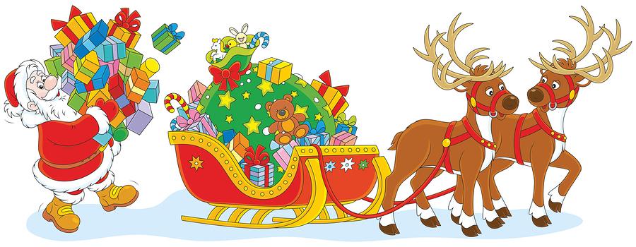 Paddock Shops Christmas Shopping