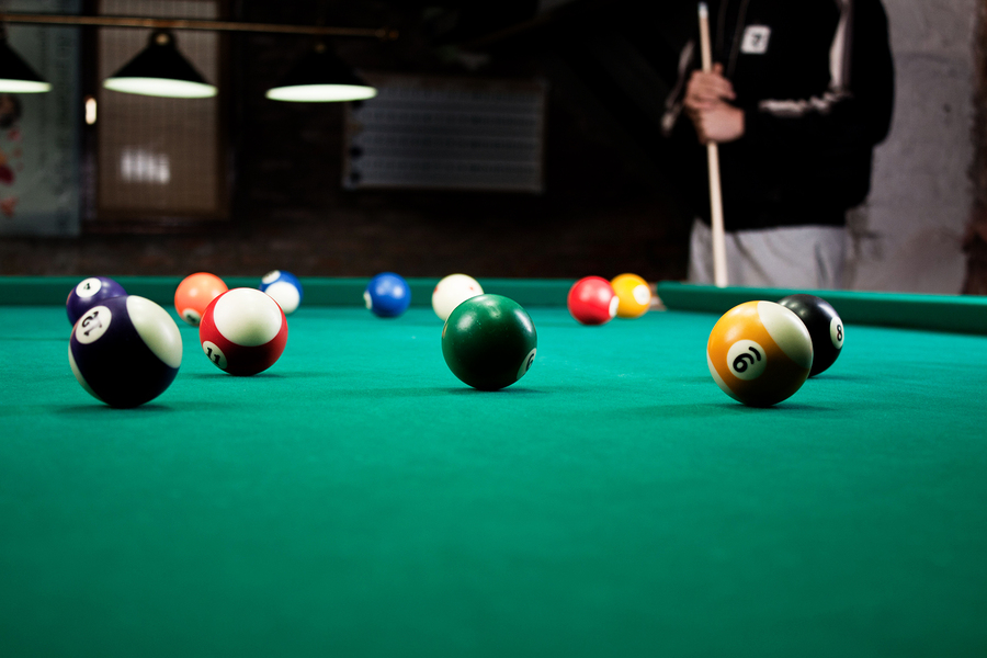 Pool Halls in Louisville