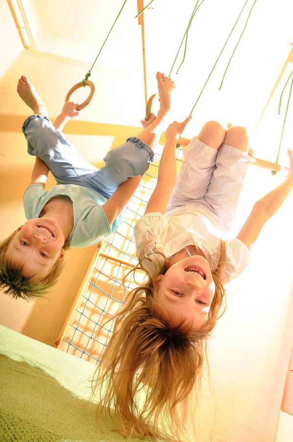 Power and Grace Gymnastics Gym Kids Play