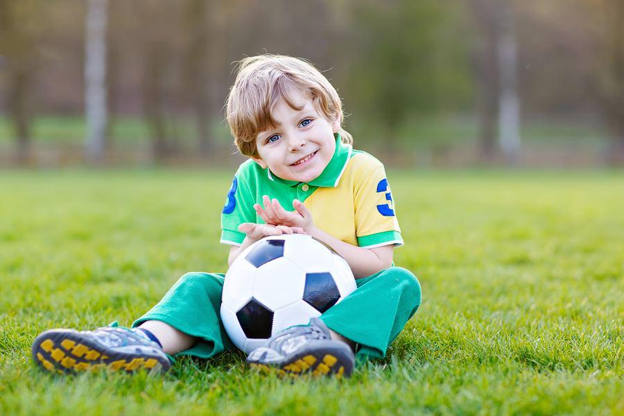 Preschool Sports and Games at the Jewish Community Center