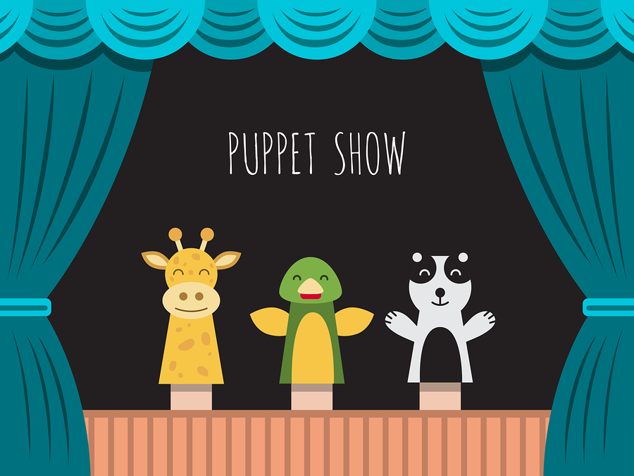 Puppet Show and Workshop Series by Squallis Puppeteers