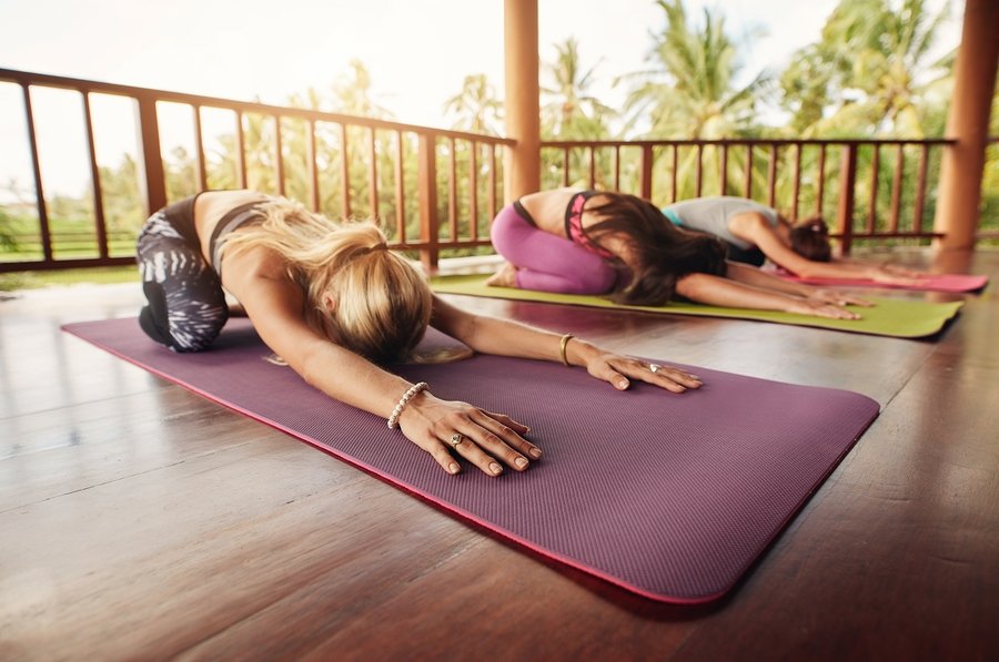 Restorative Yoga at Your Yoga