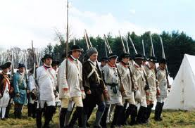 Revolutionary War Reenactment Locust Grove