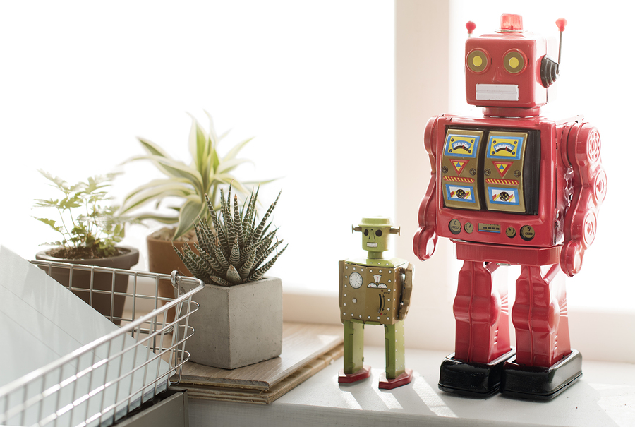 Robot Storytime