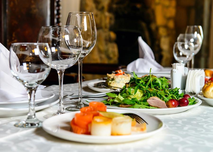 Romantic Dinner at Historic Whitehall