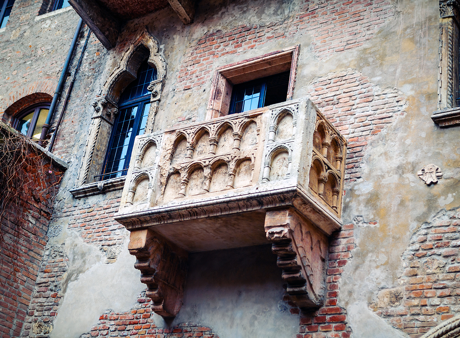 Romeo and Juliet at Locust Grove
