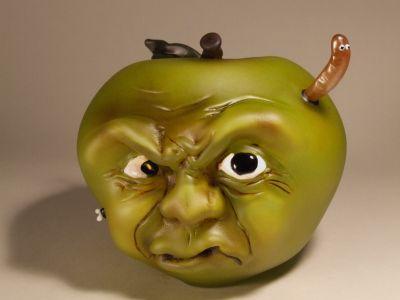 Rotten Apple by Devyn Baron