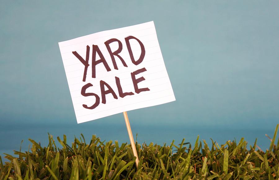 Schnitzelburg Area Community Council Yard Sale