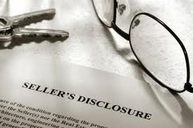 Seller Disclosure of Property Condition