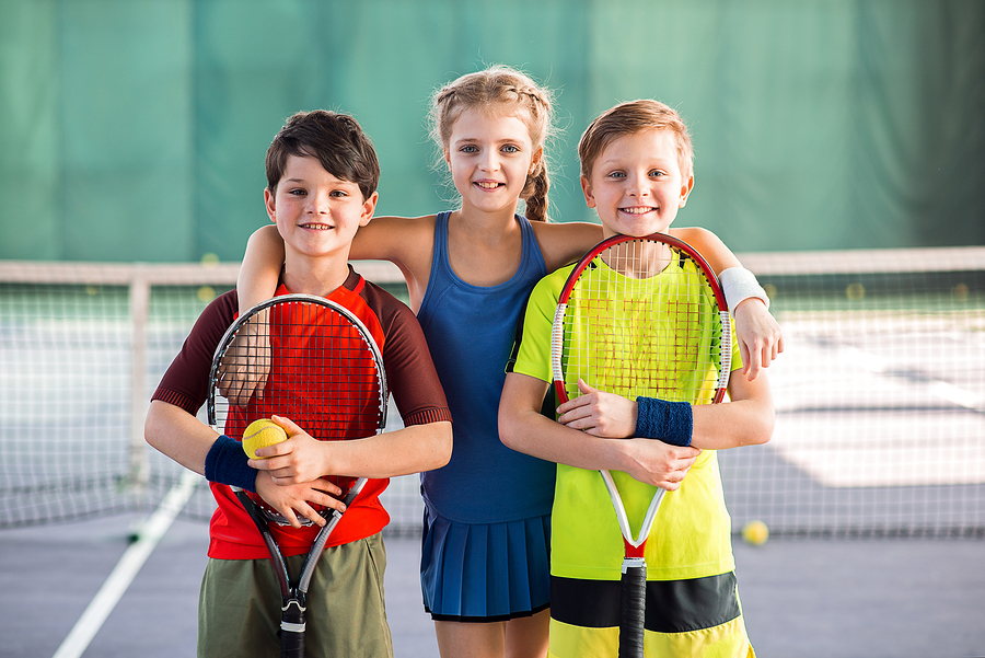 Seneca Park for All-Ages Tennis