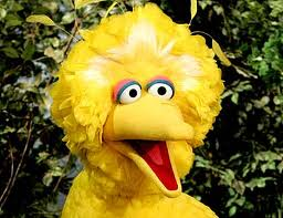 Sesame Street Big Bird