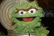 Sesame Street Oscar the Grouch