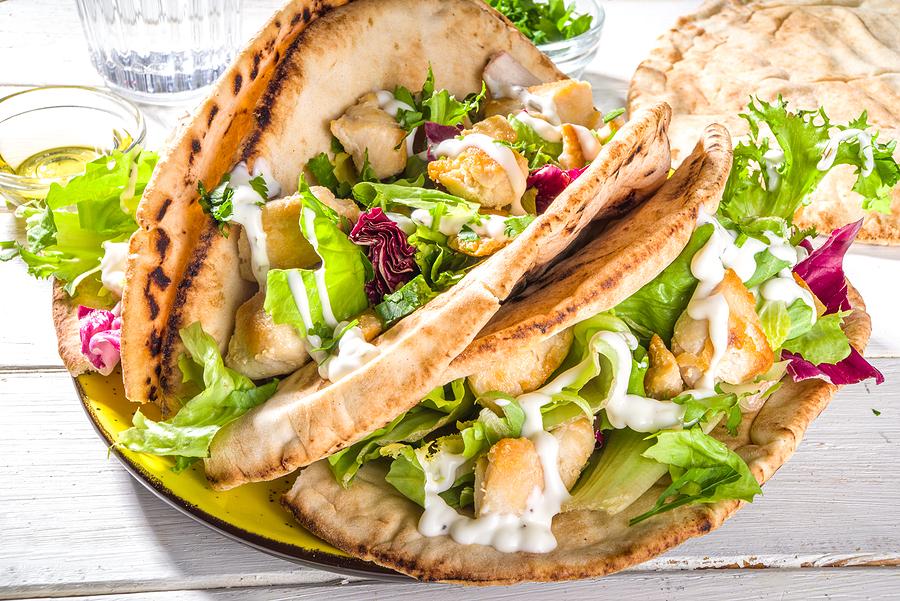 Simple Greek Food