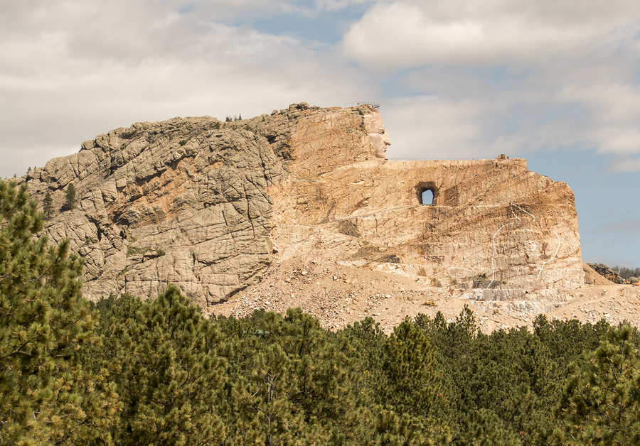 Southwest Regional Library Crazy Horse