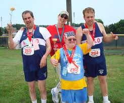 Special Olympics Competition in Louisville, Kentucky