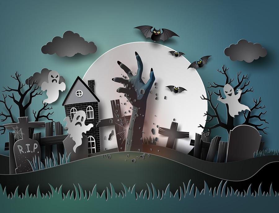 Spirits of LaGrange on Halloween