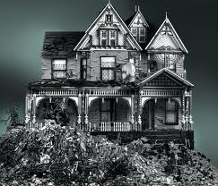 Spooky Victorian House