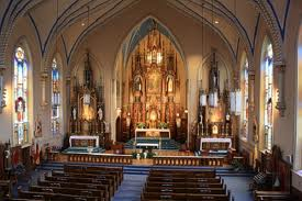 St. Josephs Catholic Church in Louisville