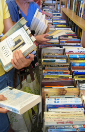 Summer Used Book Sale at Locust Grove