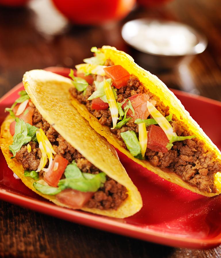 Tacos at Meta Louisville