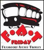 Trolley Hop on Frankfort Avenue Friday