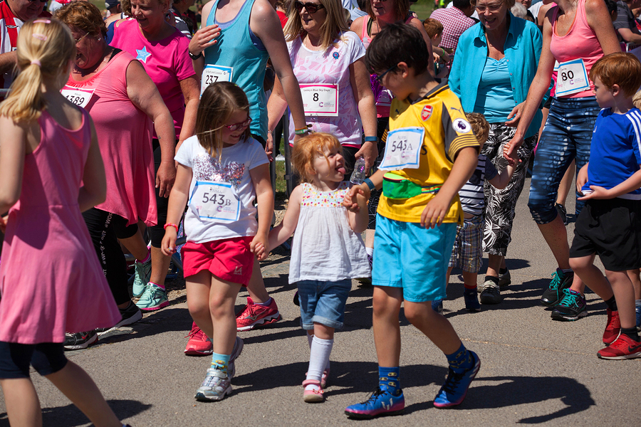 Walk and Roll Event for the Kids Center for Pediatric Therapies