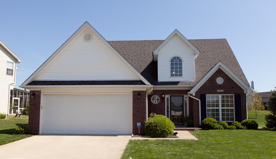 Wolf Trace Subdivision in Prospect