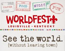Worldfest at the Belvedere in Louisville